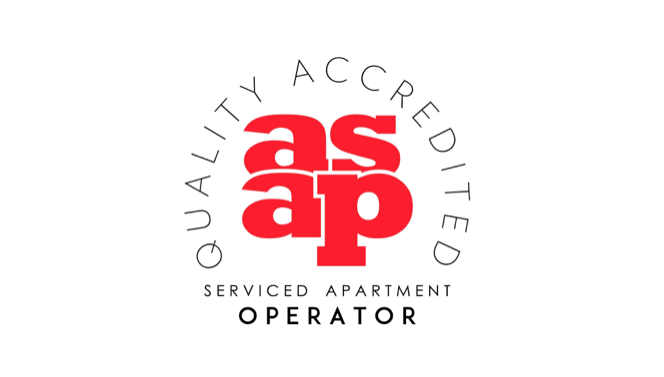 ASAP Quality accredited serviced apartment operator