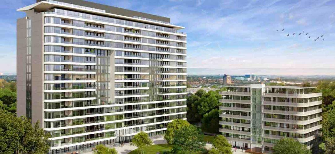 Uitzicht over Den Haag